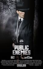 Public Enemies movie poster print: (d) Christian Bale poster : 11 x 17 inches :