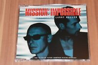 Adam Clayton & Larry Mullen - Theme From Mission: Impossible (1990) (MCD)
