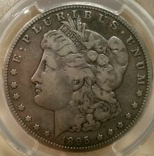 1895 S MORGAN DOLLAR GRADED F 12 BY PCGS!!!!!
