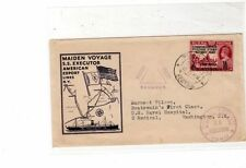 Handstamped 1 British Colonies & Territories Cover Stamps
