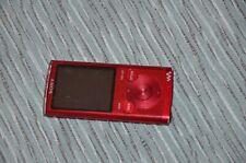 Sony Walkman MP3 Player 4Gb NWZ-E453 rot