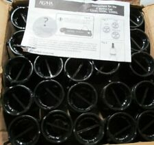 Case 50 Eas Rf Tag Black Liquor Bottle Locks Alpha Security Electronic Alarm