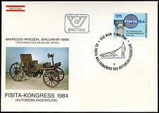 Austria 1985 St. polften DIOCESI FDC primo giorno Coperchio #C 24279