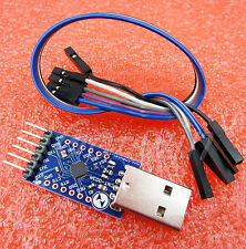USB 2.0 to TTL UART 6PIN Module Serial Converter CP2104 STC PRGMR