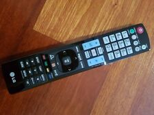 GENUINE LG 3D & NETCAST TV REMOTE   ABK72914030, AKB72914020 LX9500, 55LX9500...