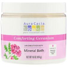 Aromatherapy Mineral Bath, Comforting Geranium, 16 oz (454 g)