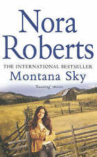 Montana Sky, Roberts, Nora, Used; Good Book
