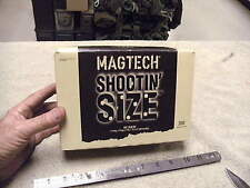 Magtech Shooting Size Ammo Box .40 S&W 180gn Fmj 300 rd box, Empty , just the bo