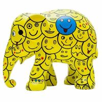 Elephant Parade Ornament Collectable Limited Edition Smiles Go Miles
