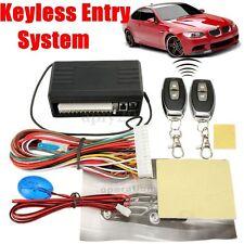 Universal Car Remote Control Central Door Lock Locking Keyless Entry System US