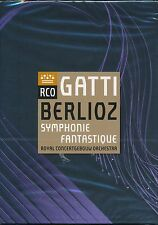 Daniel Gatti conducts Royal Concertgebouw Orchestra Amsterdam BERLIOZ DVD NEW