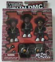 RUN DMC & Jam Master J Action Figures by Mezco BNIB Ultra Rare Item