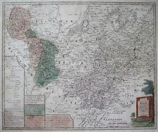 Ansichten & Landkarten von Nordrhein-Westfalen