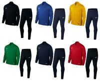 Nike Boys Tracksuit Kids Full Zip Junior Bottoms Sports Football Trouser Tops