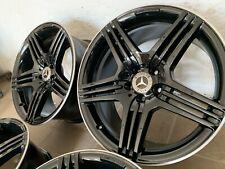 """4 AMG Felgen 19"""" Styling 7 Mercedes W211 E55 E63 R230 SL55 SL63 W219 CLS"""