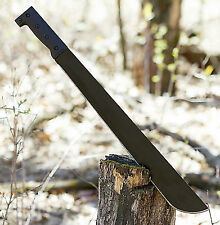 """FULL TANG Machete Ultimate 23"""" Jungle Survival Hunting  Knife With Sheath NEW"""