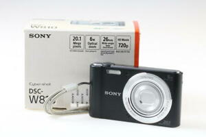 SONY Cybershot DSC-W810 Demo volle Garantie  - SNr: 6895892