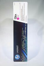 HP 126A (CE313A) Magenta Original LaserJet Toner Cartridge