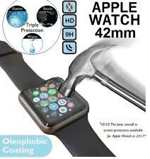 Véritable Verre Trempé Protecteur d'écran pour iWatch Apple watch 42 mm série 1/2/3