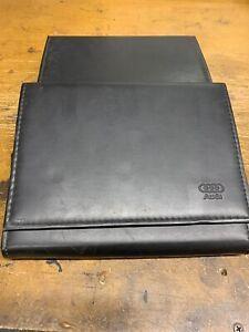 Audi A4 B6 Owners Handbook Wallet
