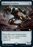 Phyrexian Triniform  - X1 Extended Art - Commander Legends - M697 - MTG- 4RCards
