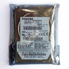 "TOSHIBA (MK8026GAX) 80 GB HDD 2.5"" 16 MB 5400 RPM IDE Laptop Hard Disk Drive"