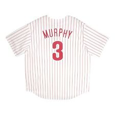 Dale Murphy Majestic Philadelphia Phillies Home White Jersey Men's 2XL