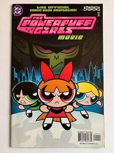 The Powerpuff Girls Movie Special #1 DC Comics 2002