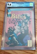 Batman Detective Comics #664 Knightfall Bane Cover CGC 9.6 Kelley Jones Cover