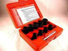 DADO danneggiati & Bullone rimozione sockets, 10 PC KIT, TWIST & Grip Nuovo UK Stock