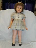"Vintage Playpal Horsman Doll 35"" Tall 1959 ""Princess Peggy"""