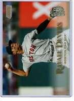 Rafael Devers 2019 Topps Stadium Club 5x7 Gold #39 /10 Red Sox