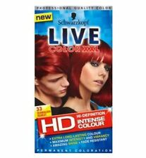 Schwarzkopf Red Hair Colouring