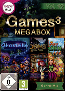 Games3 MegaBox Vol.12 (NEU)