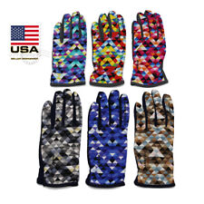Sports Racing Cycling Bike Gym Breathable Half/Full Finger Fitness Gloves