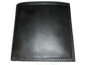 Buxton Genuine Leather Cardex Wallet, Black