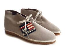 Phat Farm Black Suede Casual Ankle Desert Boots Men's Shoes Size 10.5 Eur 44.5