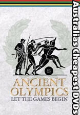 Ancient Olympics - Let The Games Begin DVD NEW, FREE POSTAGE WITHIN AUST REG ALL
