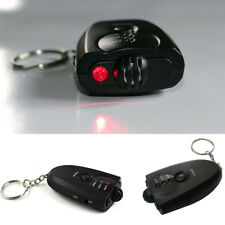 DV_ New Keychain Analyzer Digital Alcohol Breath Tester Detector Breathalyzer My