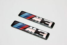 BMW E30 E36 E46 E90 M M3 B-PILLAR SIDE FENDER VENT GRILL EMBLEM BADGE Logo