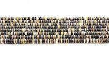 Black Lip Shell Heishi Beads (2 - 3 Mm 24 Inches Strand)