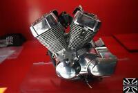 08 HONDA SHADOW 750 VT750 ENGINE MOTOR 13,610 MILES