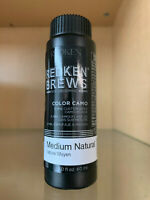 Redken Brews 5 Minute Color Camo MEDIUM NATURAL 2oz -New & Fresh- SAME DAY SHIP!
