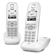 Siemens Gigaset AS470 Duo / AS 470 Duo  analog Telefon  weiss