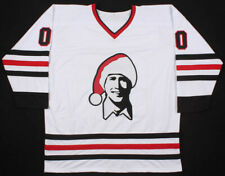 """Chevy Chase Signed """"National Lampoon's Christmas Vacation"""" Hockey Jersey 2x COAs"""
