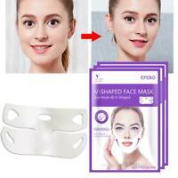 4D Face-Lift V-Form Maske Hals Gesicht schlank Doppelkinn Anti-Falten-Entferner