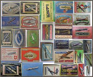 Update Feb.06 - List 2 of 30 different vintage pen nibs e.g. Sommerville
