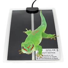 7W Heat Mat Reptile Brooder Incubator Pet Supply Heating Pad Warm Heater US Plug