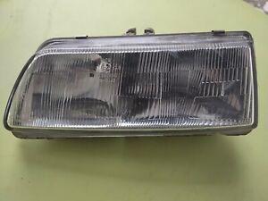 Honda crx Ed ef left headlight with two bulbs 88-89 year preface lift
