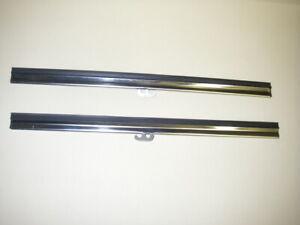 Vintage Wiper Blades - universal blade hook design